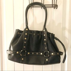 Relic Black Genuine Leather Purse